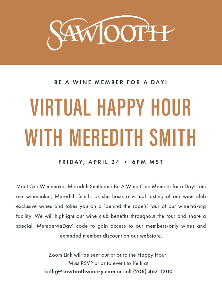 Happy Hour With Meredith
