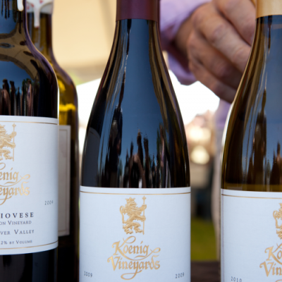 Koenig Vineyards Wine